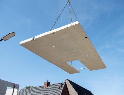 Is hoogbouwvloer de oplossing voor de woningbouw?