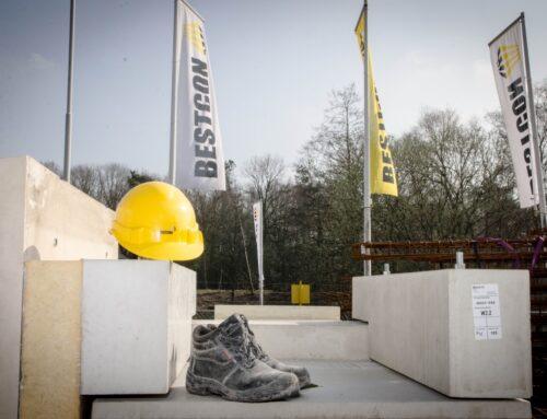 Walter Vermeulen (Ter Steege): samen klimmen stimuleert innovatief bouwen